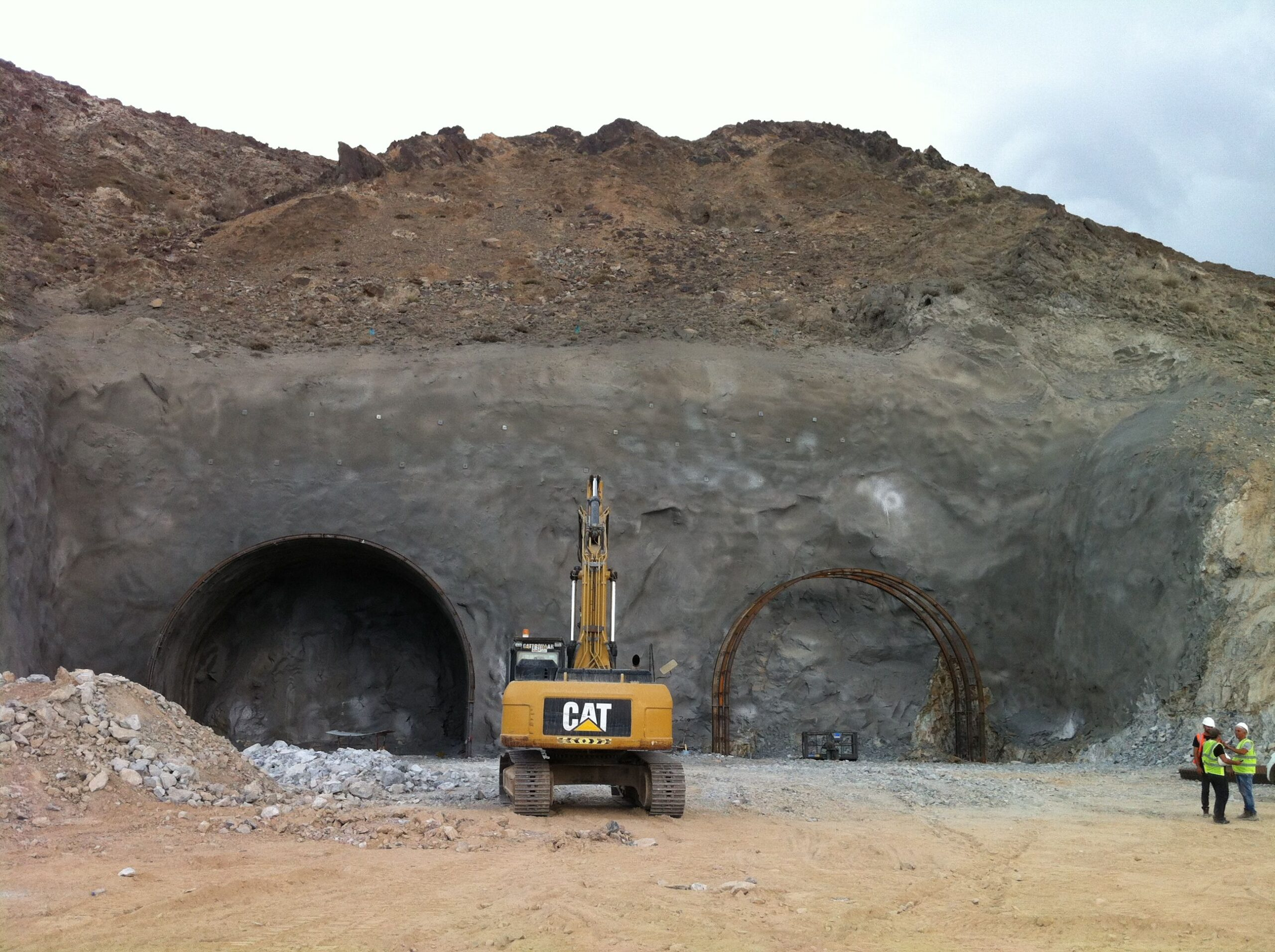 Tunneling Projects